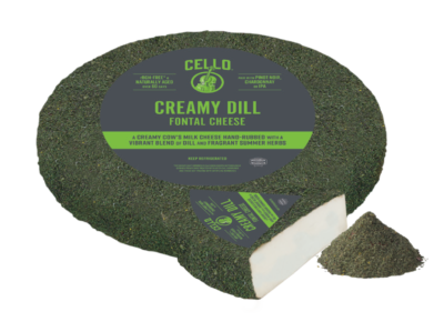 Rubbed Fontal – Creamy Dill Wheel